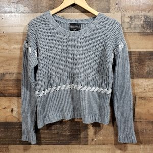 Absolutely creative worldwide knit sweater